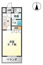 川島駅 4.0万円