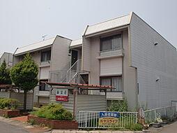 緑富荘[1階]の外観