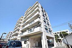 東京都三鷹市野崎1丁目の賃貸マンションの外観