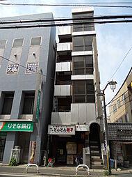 山田ビル[502号室]の外観
