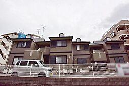 神奈川県伊勢原市東大竹2丁目の賃貸アパートの外観