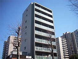 千葉県八千代市ゆりのき台4の賃貸マンションの外観