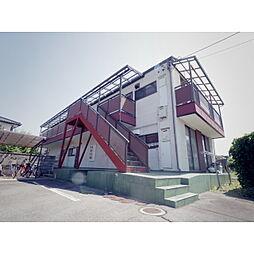 コーポ直江[2階]の外観