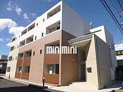 リバーサイド桜坂[4階]の外観