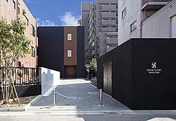 CROSS  COURT NAKA-AOKI[2階]の外観