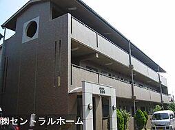 ジョイフル花水木[3階]の外観