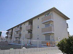 奈良県奈良市大安寺3丁目の賃貸アパートの外観