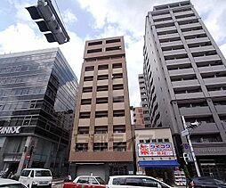 京都府京都市下京区五条通間之町西入万寿寺町の賃貸マンションの外観