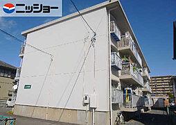 コーポ藤[3階]の外観