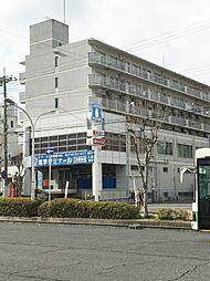 奈良県生駒郡三郷町立野南2丁目の賃貸マンションの外観