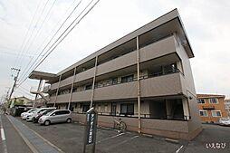 広島県福山市東川口町5丁目の賃貸マンションの外観