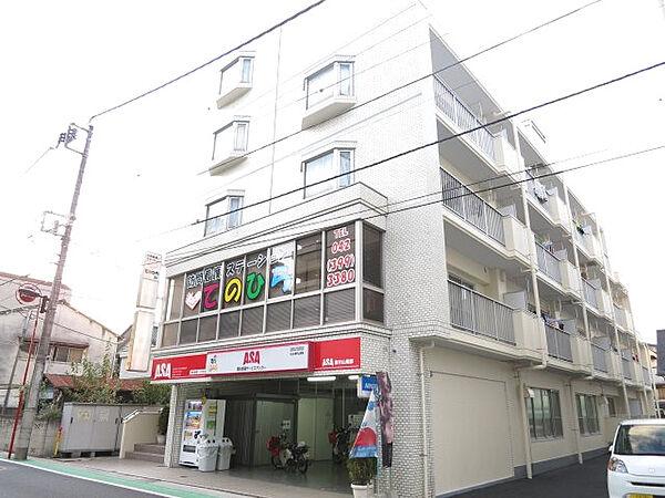 ラ・フルール久米川 3階の賃貸【東京都 / 東村山市】
