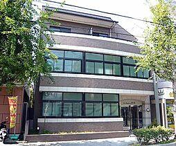 京都府京都市左京区下鴨神殿町の賃貸マンションの外観