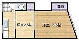 岸里駅 2.0万円