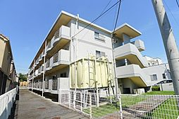 千葉県流山市富士見台2丁目の賃貸マンションの外観