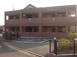 福岡県北九州市小倉南区葛原東2丁目の賃貸アパートの外観