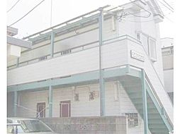 エイティエイトヒノ[1階]の外観