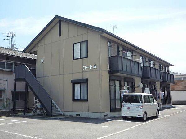 広島県呉市広大新開2丁目の賃貸アパート