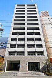 レジディア江坂[1104号室]の外観