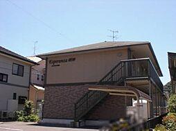 広島県三原市明神3丁目の賃貸アパートの外観