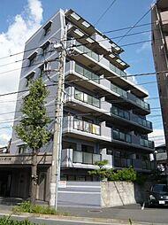 シティーハイツ新川崎[503号室]の外観
