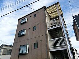 サンライズ柴田[4階]の外観