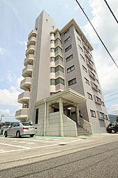 広島県広島市安佐南区八木8丁目の賃貸マンションの外観