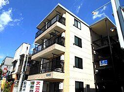 埼玉県さいたま市浦和区北浦和2丁目の賃貸マンションの外観