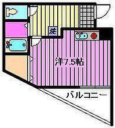 アトーレ浅間町マンション[305号室]の間取り