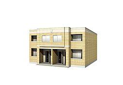 仮)藤江新築アパート[2階]の外観