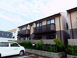 三重県桑名市新矢田1丁目の賃貸アパートの外観