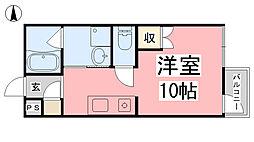 警察署前駅 4.8万円
