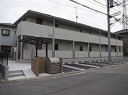千葉県市原市五井東3丁目の賃貸アパートの外観