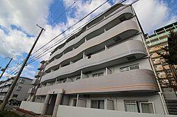 シャトラン弓木三番館[2階]の外観