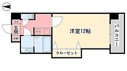 ing-Σ[8階]の間取り
