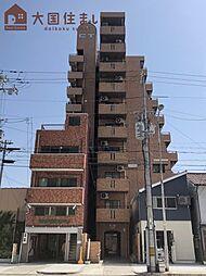 大阪府大阪市浪速区塩草3丁目の賃貸マンションの外観