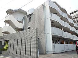 姫松コーポ[3階]の外観