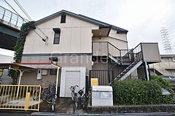 フルール田村[1階]の外観