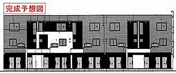 ピースファルメゾン[304号室]の外観
