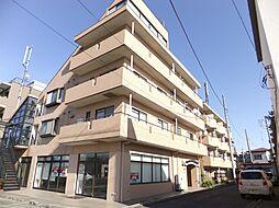 東京都町田市金森東3丁目の賃貸マンションの外観