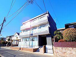 東京都練馬区西大泉3の賃貸アパートの外観
