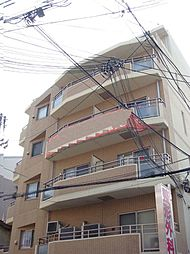 アンソレイユ天王寺北[6階]の外観