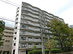 南茨木駅前ハイタウンI棟[9階]の外観