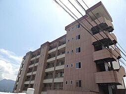 静岡県御殿場市北久原の賃貸マンションの外観