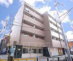 京都府京都市左京区一乗寺里ノ前町の賃貸マンションの外観
