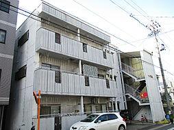 愛知県名古屋市千種区松竹町1丁目の賃貸アパートの外観