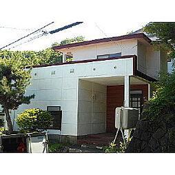[一戸建] 北海道室蘭市沢町 の賃貸【/】の外観