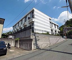 京都府京都市伏見区深草大亀谷東古御香町の賃貸アパートの外観