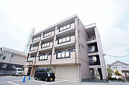千葉県大網白里市みずほ台3丁目の賃貸マンションの外観