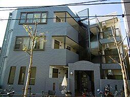 キューブ東大阪[307号室号室]の外観